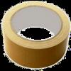 Скотч двухсторонний (50ммх25м) тканевый