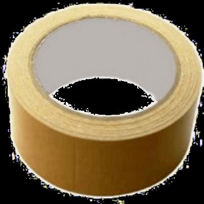 Скотч двухсторонний (38ммх25м) тканевый