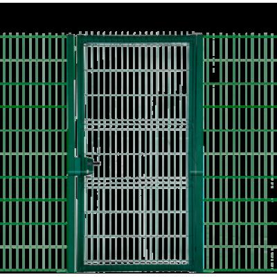 Калитка Эко 2.43х1.0 ( 3D-панель)